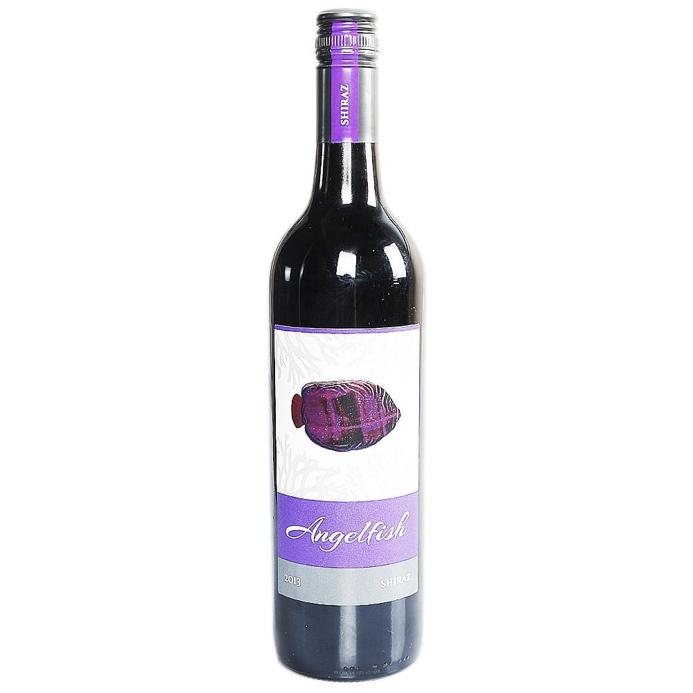 Angelfish Shiraz Red Wine 750ml