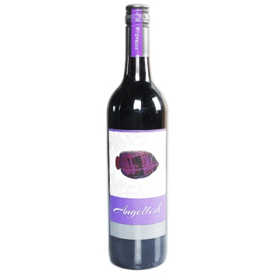 Angelfish Shiraz Red Wine 750ml