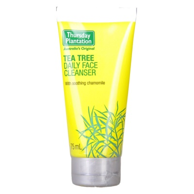 Thursday Tea Tree Face Cleansing 75ml