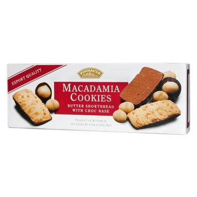 品乐澳大利亚坚果巧克力黄油饼干 125g