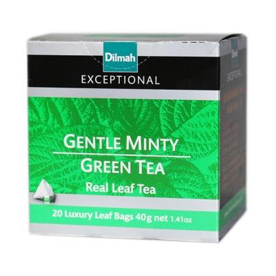Dilmah Gentle Minty Green Tea 20*2g