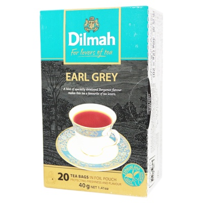 Dilmah Earl Grey Tea 20*2g
