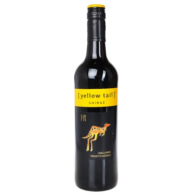 Yellow Tail Shiraz Red Wine 750ml
