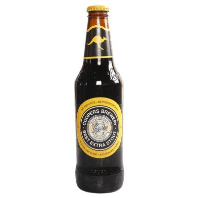 库柏斯黑啤 375ml