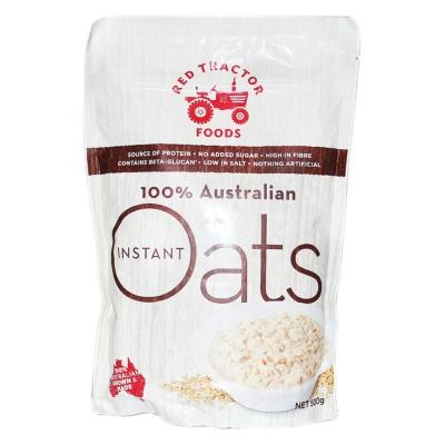Red Tractor Foods 100% Australian Instant Oats 500g