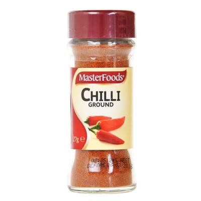 Master Foods Chili Powder 27g