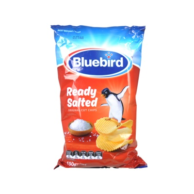 Bluebird Salty Chips 150g