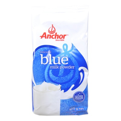 Anchor Delicious Blue Milk Powder 400g