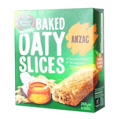 妈妈农场新西兰传统风味燕麦棒(椰蓉味) 240g