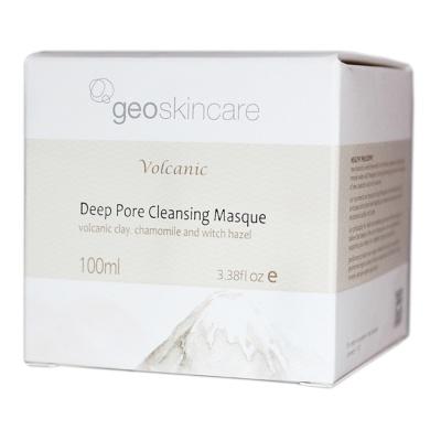 Geoskincare Volcanic Mud Pore Tightening Mask100ml