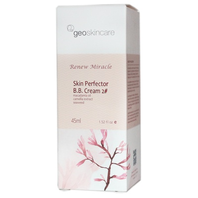 Geoskincare Skin Perfector B.B Cream(#2) 45ml