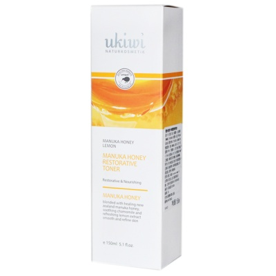 Ukiwi Manuka Honey Restorative Toner 150ml