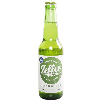 Zeffer Crisp Apple Cider 330ml