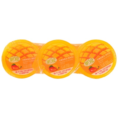 Yame Mango Flavor Jelly(3 Boxed) 3*110g