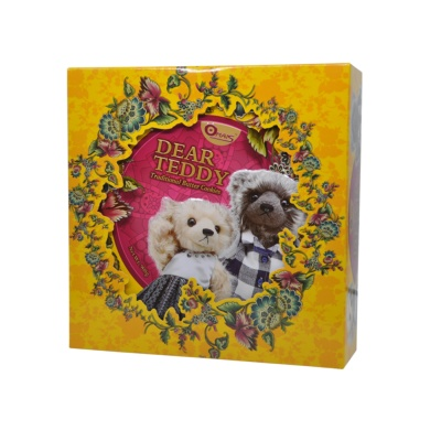 Dear Teddy Traditional Butter Cookies 908g