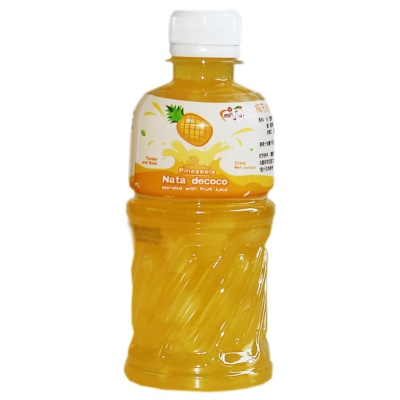 Miiysu Pineapple Juice Drink (Coconut) 320ml