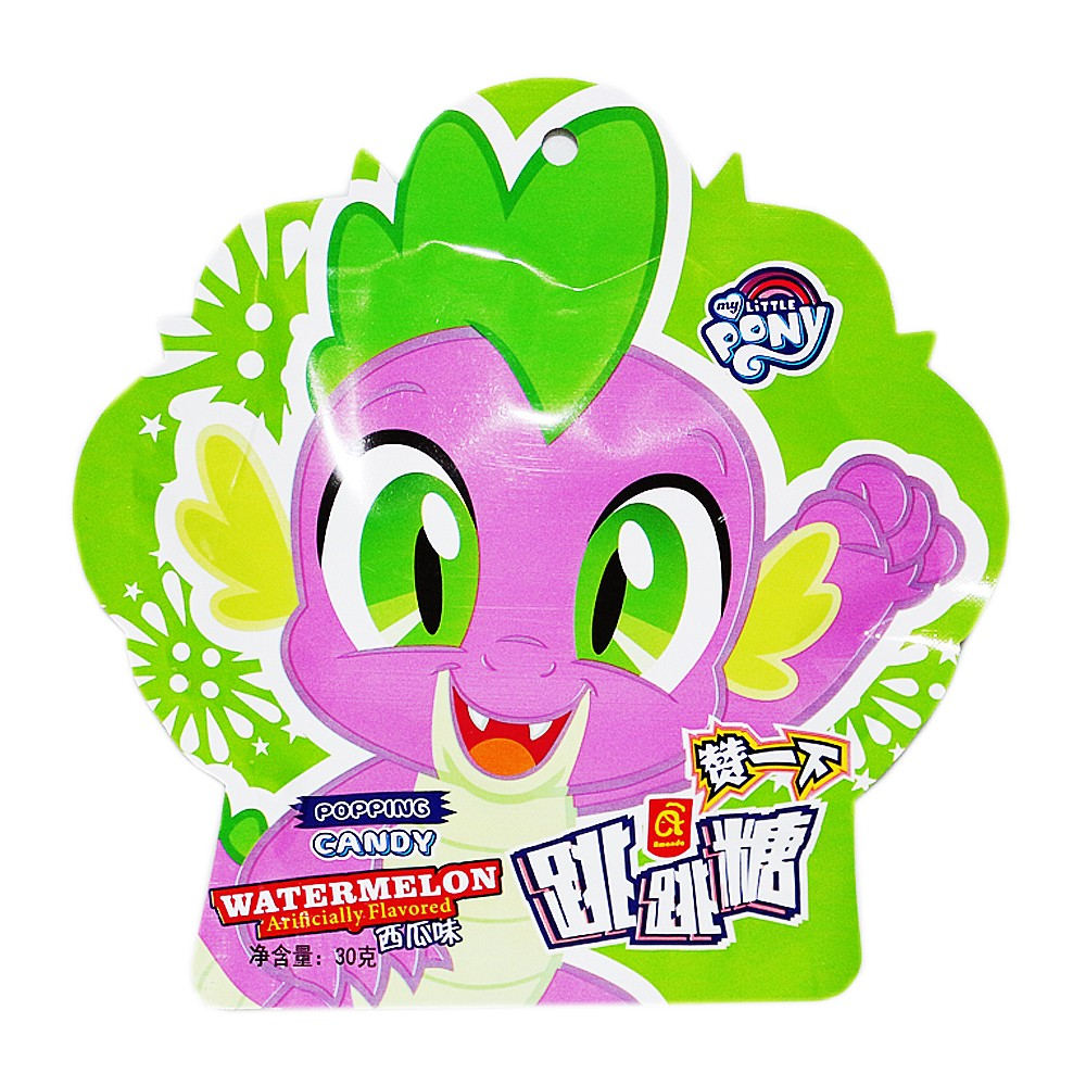 Amanda Watermelon Flavored Popping Candy 30g