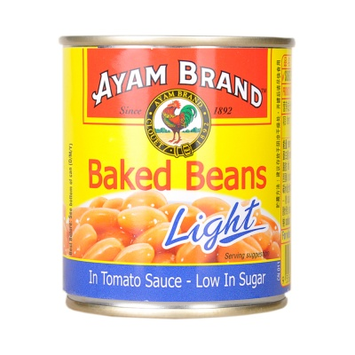 Ayam Brand Baked Beans Light 230g
