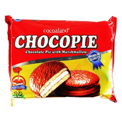 Cocoaland巧克力派 300g