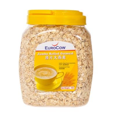 Eurocow Jumbo Rolled Oatmeal 1kg