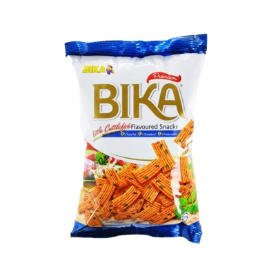 Bika Premium Little Cuttlefish Flavoured Chips 70g