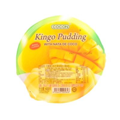 Cocon Kingo Mango Pudding 420g