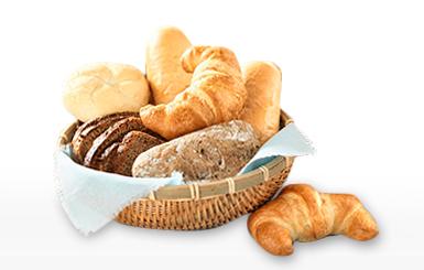 面包,可颂