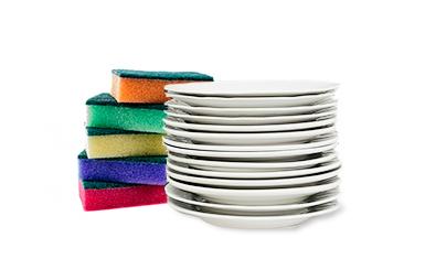Dish Wash & Washing Up