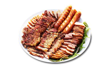 冷冻肉类,香肠