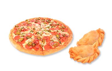 速冻披萨,派,面包