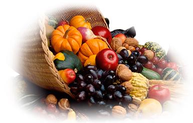 冷冻蔬菜,水果