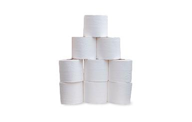 Toilet Roll, Kitchen Rolls & Tissues