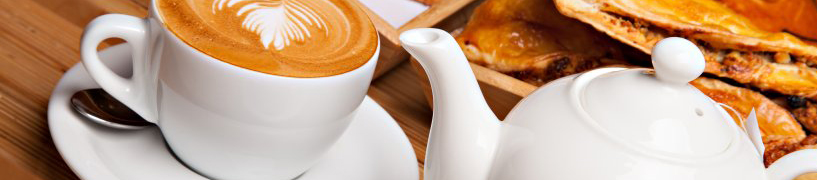 咖啡,茶,热巧